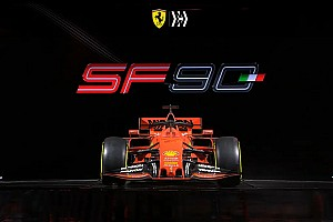 Ferrari показала машину 2019 года в обновленных цветах