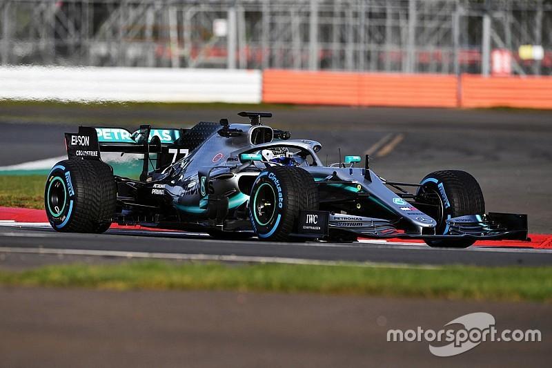 Mercedes pamerkan mobil penantang titel F1 2019