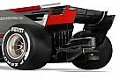 Forma-1 Egészen közelről és a pályán a Haas 2017-es autója