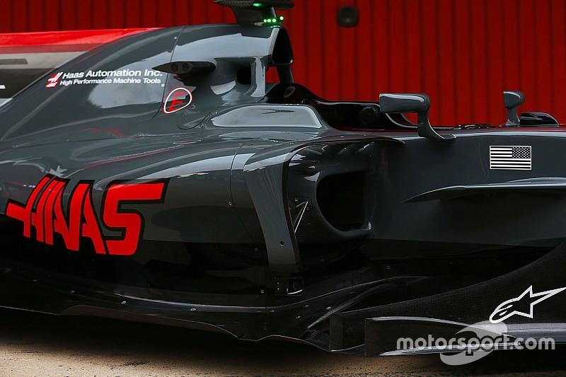 La Haas F1 svela la livrea 2019 giovedì 7 febbraio