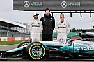 Formula 1 Fotogallery: la presentazione ufficiale della Mercedes W08 Hybrid