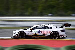 DTM Résumé d'essais EL1 - Les Mercedes démarrent du bon pied