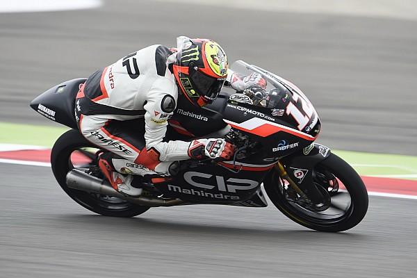 Moto3 Qualifying report Assen Moto3: Bezzecchi puts Mahindra on second row
