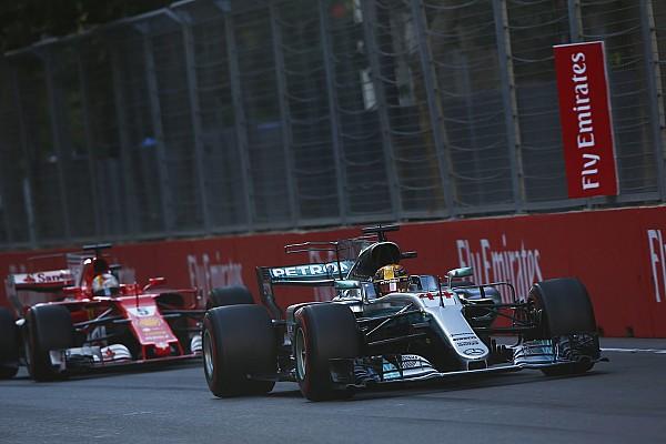Formule 1 Actualités La FIA innocente Hamilton dans l'incident avec Vettel