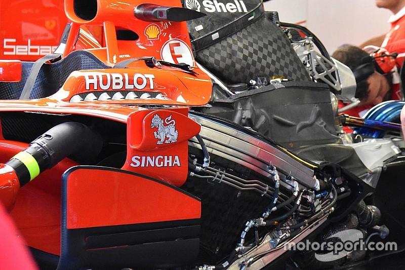 Ferrari: il motore 3 è salvo e ha risparmiato la vita di un GP!