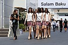 F1-es rajrácslányok Bakuból