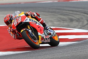 Austin MotoGP: Marquez stays unbeaten at COTA, Vinales crashes