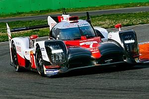 WEC Репортаж з тестів WEC: Toyota б'є час Porsche у другій сесії прологу