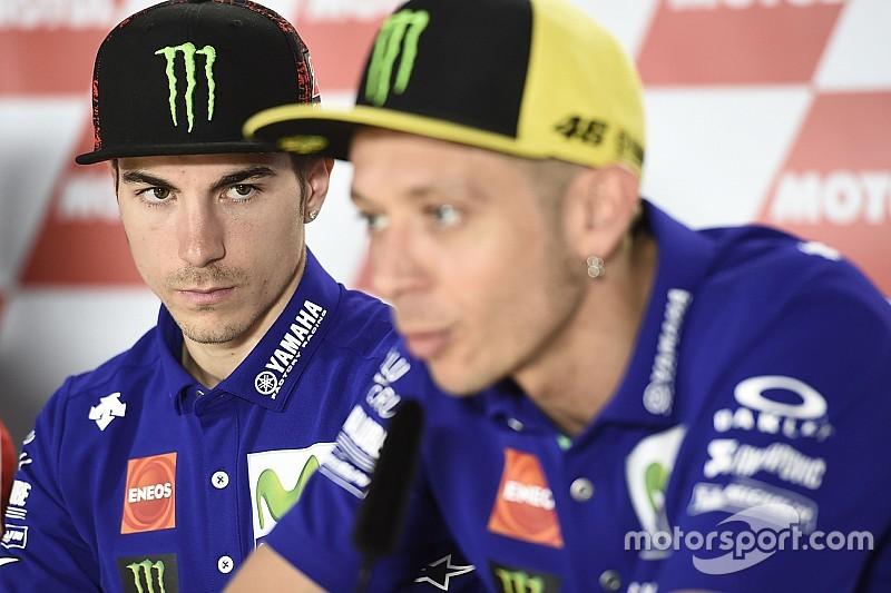 """Viñales: """"En la carrera, seguro que Valentino va a estar ahí"""""""