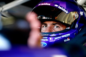 NASCAR Cup Interview Darrell Wallace Jr. prepares for