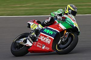 MotoGP Breaking news Espargaro: Aprilia suits me better than