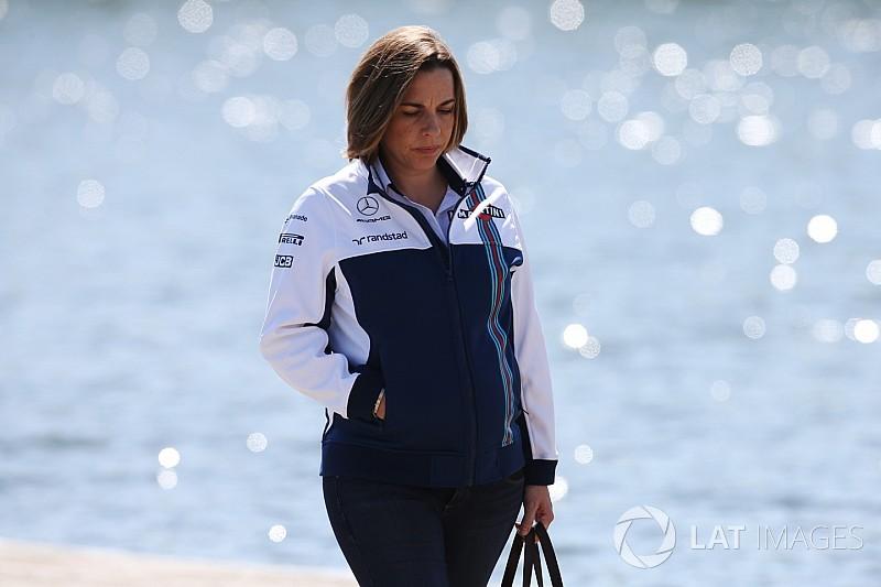 Williams, 2018'de Massa ile devam etmek istiyor