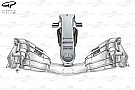 Formel-1-Technik: Die neue schmale Nase am Mercedes F1 W08
