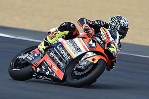 Moto2 News Moto2: Albtraum für Forward Racing in Assen