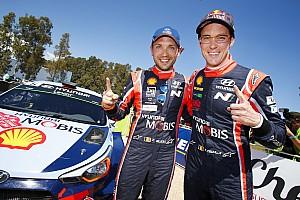 WRC Ultime notizie Neuville: