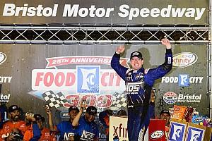 NASCAR XFINITY Reporte de la carrera Daniel Suárez logra segundo en Bristol y Kyle Busch vence