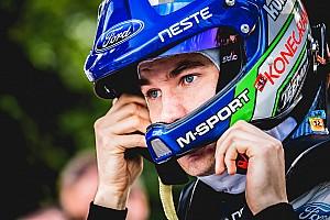 WRC Noticias El M-Sport tendrá a Suninen en ocho rallies de 2018