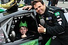 NASCAR Euro Marconi Abreu shares his enthusiasm for NASCAR racing in Europe