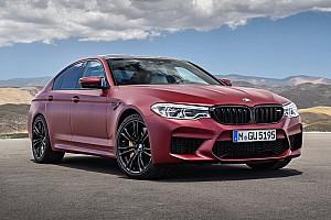 Auto Actualités Vidéo - La BMW M5 au Salon de Francfort