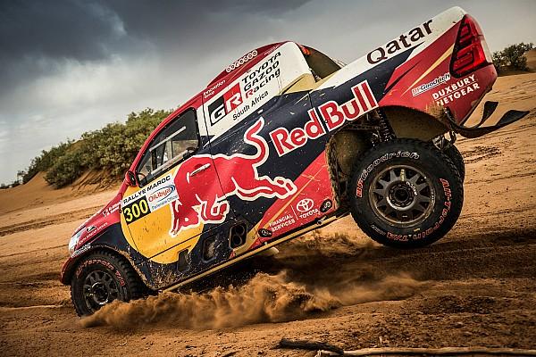 Cross-Country Rally Noticias de última hora Al Attiyah se impone en Marruecos y gana la Copa del Mundo FIA