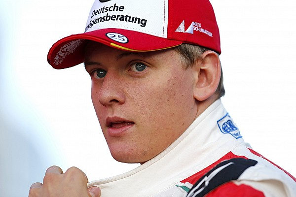 Mick Schumacher az F3-ban folytatja, miután a Prema 5 autóval indul