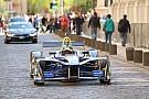 Fórmula E Circuito de Santiago da F-E é revelado com demo de Salazar