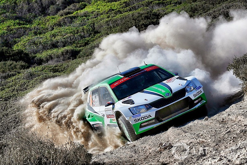 Un WRC2 a la cabeza en el Rally de Alemania