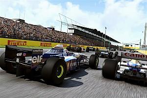 Симрейсинг Самое интересное «Величайший обгон в истории». Почему F1 2017 пока далека от реальности
