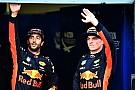 """Formule 1 Verstappen: """"Bij Red Bull kan ik eerste coureur worden"""""""