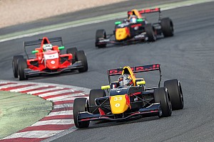 Formule Renault Interview Het leven van een Red Bull-junior