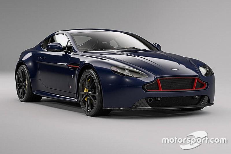 Aston Martin Vantage S Red Bull Edition, el deportivo de Ricciardo y Verstappen