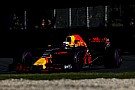 Mercedeses koncepció a Red Bull autóján