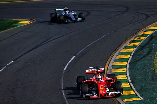 Formula 1 Breaking news Mercedes: Australia defeat down to Ferrari pace, not strategy