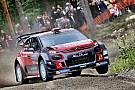 WRC Мик показал лучшее время на тестовом участке Ралли Финляндия