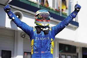FIA F2 Reporte de la carrera Victoria de Rowland tras el accidente de Markelov en Budapest