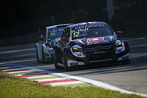 WTCC Breaking news Huff surprised by Honda WTCC pace at Monza
