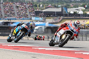 """Lorenzo: """"Rossi es un gran ejemplo para todos"""""""