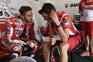MotoGP Noticias de última hora Dovi espera una gran actuación en Austria