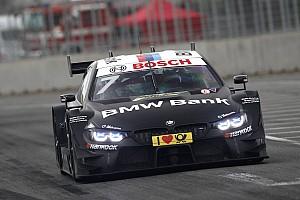 DTM Race report Norisring DTM: Spengler wins as BMW dominates wet-dry race
