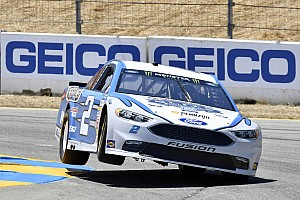 NASCAR Cup Breaking news Keselowski scores career-high Sonoma result of third