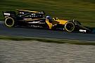 【F1】テスト好調のルノー。パーマー「トップ8入りは嬉しい驚き」