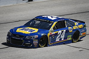 NASCAR Cup Practice report Chase Elliott tops final NASCAR Cup practice at Atlanta