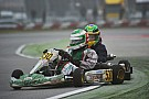 Kart Jarno Trulli's son makes WSK karting debut