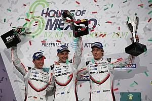 WEC Race report Mexico WEC: Porsche scores dominant 1-2, Aston wins GT
