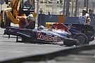 Формула 1 Ретро-відео: як машина Ф1 злітає у повітря догори дригом
