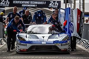 Le Mans Breaking news Corvette's Magnussen accuses Ford of sandbagging to gain performance