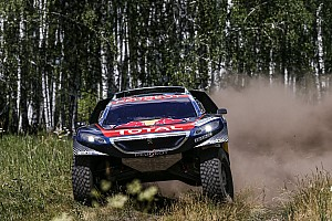 Cross-Country Rally Breaking news Peugeot enters Loeb, Peterhansel and Despres for Silk Way