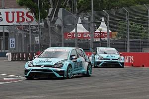 TCR Репортаж з кваліфікації TCR Сінгапур: Перший поул Верне
