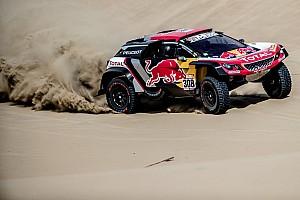 Dakar Relato de estágio Peugeot vira o jogo e assume liderança do Dakar