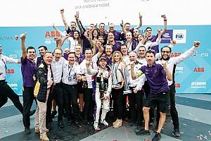 罗马ePrix:伯德守住迪格拉西惊险获胜